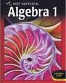 Holt McDougal Algebra 1, 2011