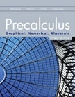 Pearson Precalculus Graphical Numerical Algebraic, 2010