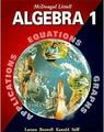 McDougal Littell Algebra 1, 1999
